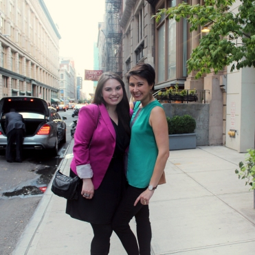 with Kimberly Loc