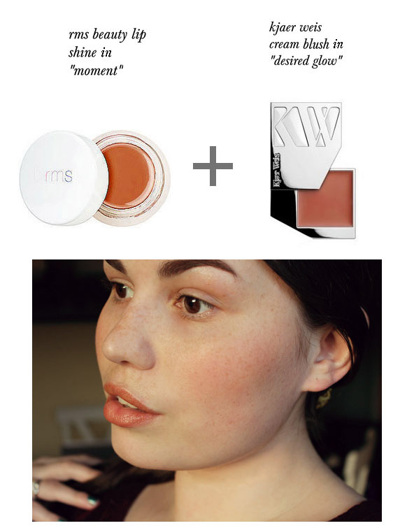 Color Combination Love Rms Beauty Moment And Kjaer Weis Desired Glow