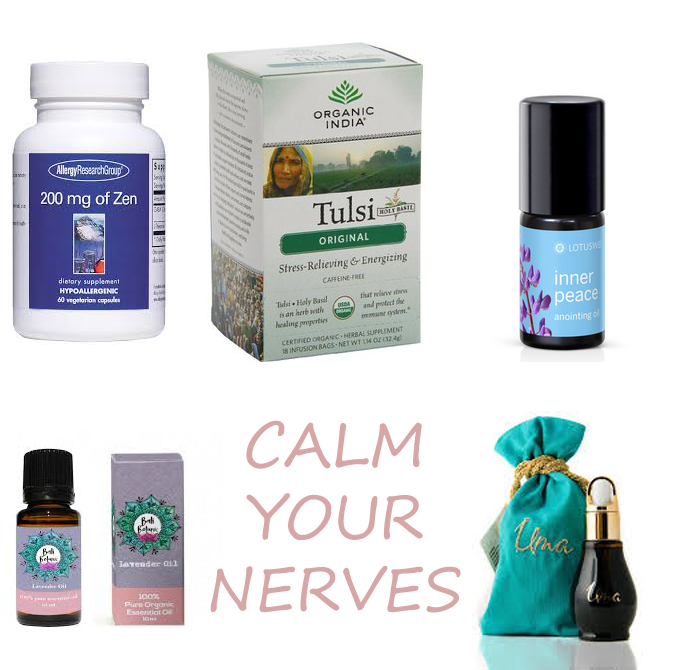 5 Remedies To Help Calm Your Nerves