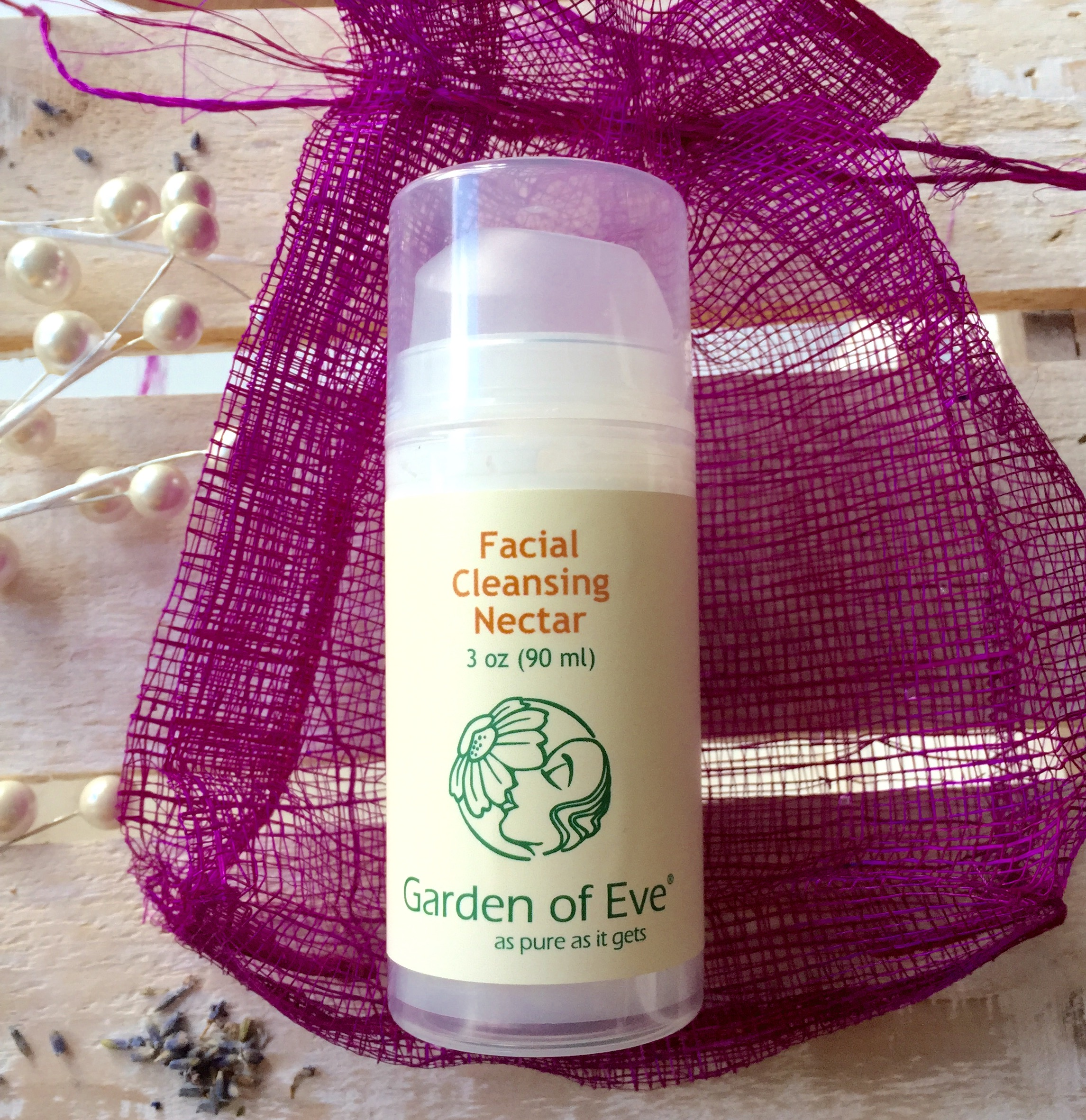 Of eve skin care facial cleansing nectar remarkable, the