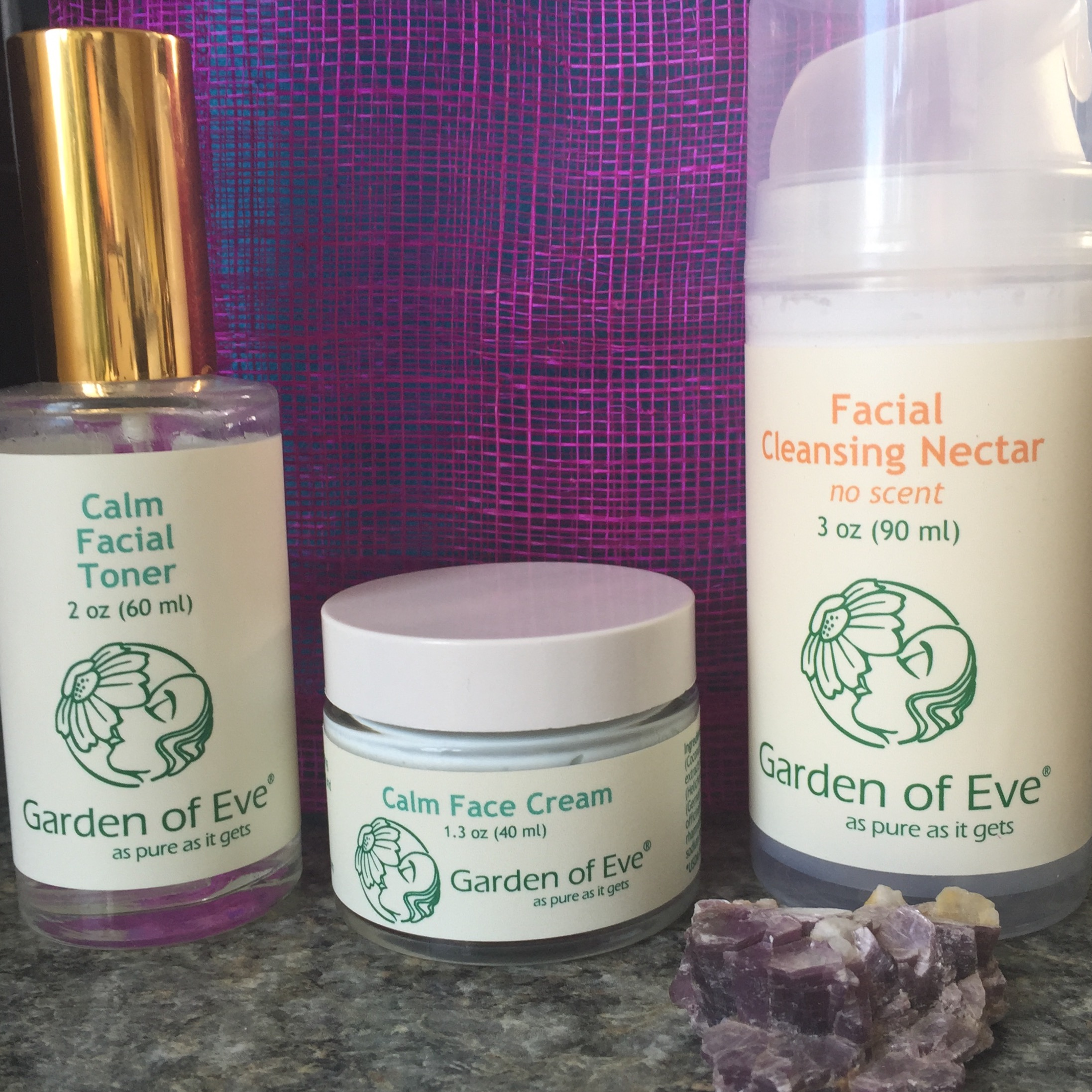 Of eve skin care facial cleansing nectar sorry, not