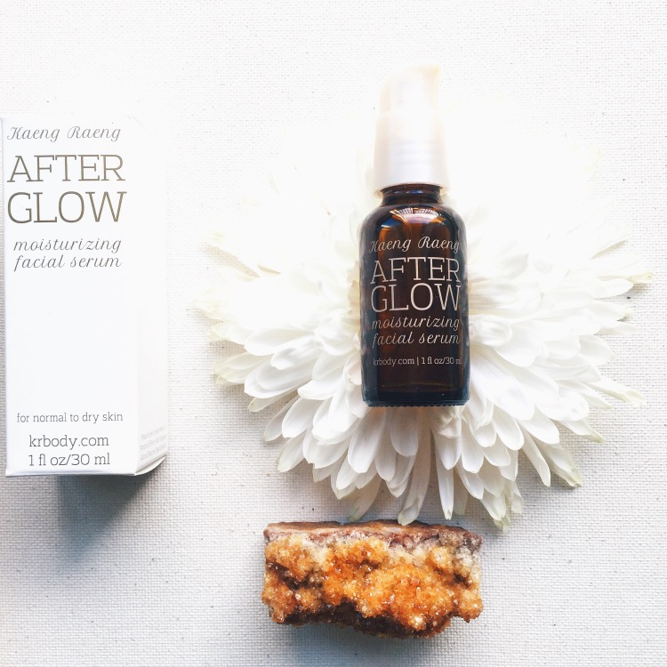 AFTER GLOW SERUM